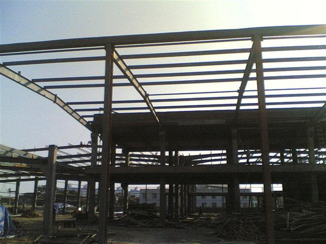 网架工程,钢结构桥梁
